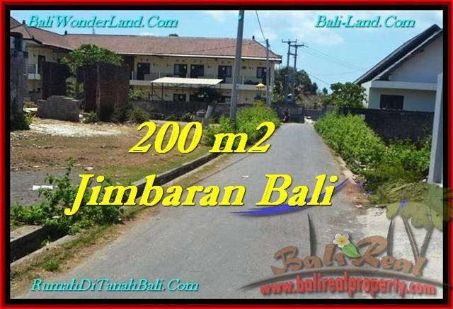 Exotic JIMBARAN 200 m2 LAND FOR SALE TJJI101