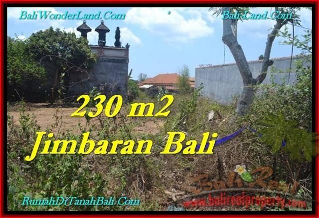 Exotic JIMBARAN 200 m2 LAND FOR SALE TJJI102