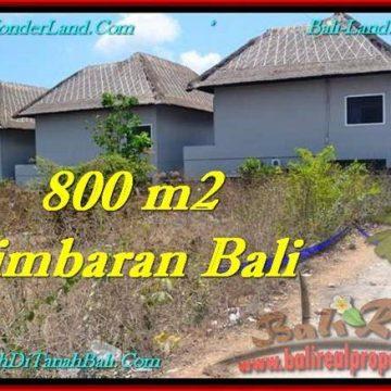 Magnificent PROPERTY Jimbaran Ungasan BALI LAND FOR SALE TJJI098