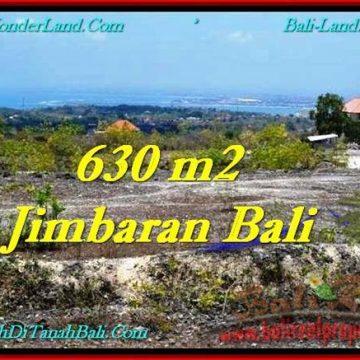 Magnificent PROPERTY Jimbaran Ungasan BALI LAND FOR SALE TJJI099