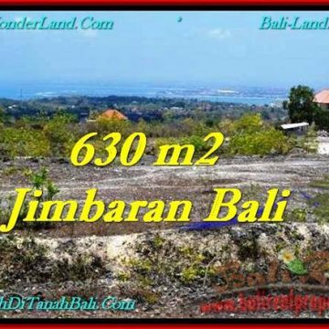 LAND IN Jimbaran Ungasan FOR SALE TJJI099