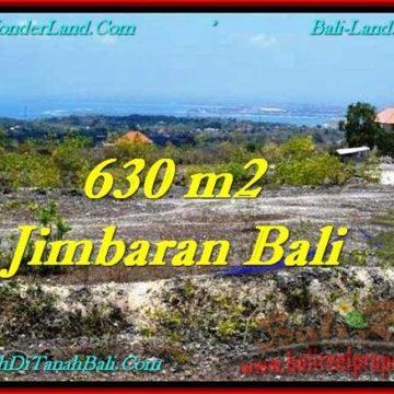 Magnificent JIMBARAN 630 m2 LAND FOR SALE TJJI099
