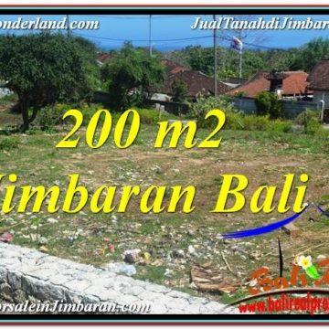 JIMBARAN 200 m2 LAND FOR SALE TJJI104