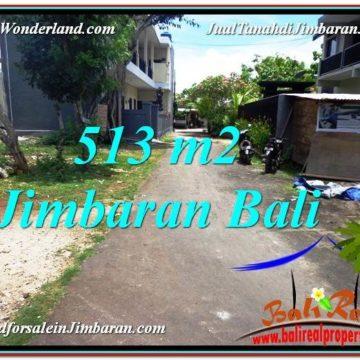 FOR SALE Affordable 513 m2 LAND IN Jimbaran Ungasan BALI TJJI105
