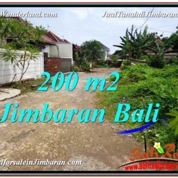 Magnificent PROPERTY 200 m2 LAND IN Jimbaran Ungasan BALI FOR SALE TJJI106