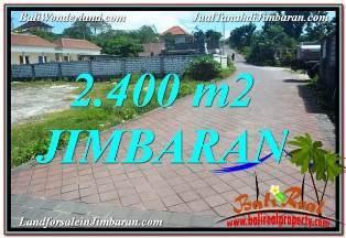 FOR SALE Affordable LAND IN JIMBARAN BALI TJJI110