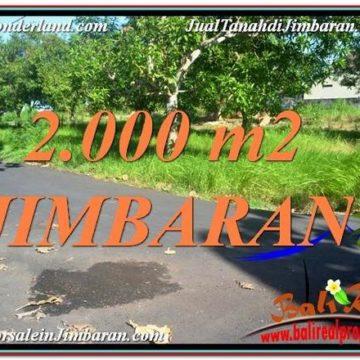 LAND IN JIMBARAN FOR SALE TJJI114