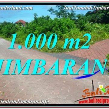 FOR SALE LAND IN Jimbaran Uluwatu  TJJI111