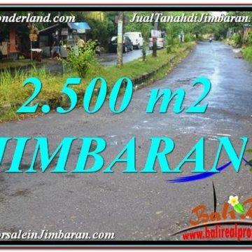 Magnificent PROPERTY 2,500 m2 LAND SALE IN Jimbaran Ungasan BALI TJJI118