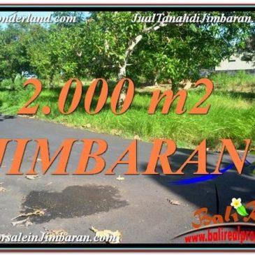 FOR SALE Exotic PROPERTY LAND IN JIMBARAN BALI TJJI114