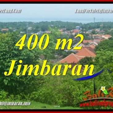 Beautiful 400 m2 LAND SALE IN JIMBARAN TJJI122