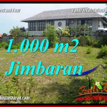 Exotic PROPERTY LAND SALE IN JIMBARAN BALI TJJI123