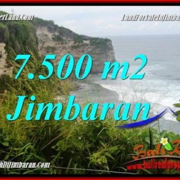 Magnificent LAND SALE IN JIMBARAN TJJI126